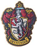 Harry Potter Gryffindor Patch (C: 1-1-2)