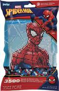 Marvel Heroes Spiderman Pattern Perler Kit (C: 1-1-2)