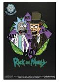 Rick And Morty The Devil And Rick Diamond Pin (C: 1-1-2)