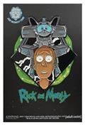 Rick And Morty Summer And Snowball Pin (C: 1-1-2)