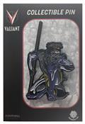 Valiant Comics Heroes Ninjak Enamel Pin (C: 1-1-2)