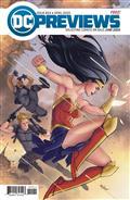 DC Previews #26 June 2020 Extras (Net)