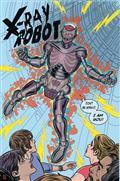 X-Ray Robot #4 (of 4) Cvr A Allred
