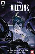 Disney Villains Ursula & Seven Seas #1 (of 3) (C: 1-0-0)
