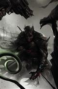 Batman #97 Card Stock F Mattina Var Ed Joker War