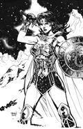 Wonder Woman #759 Card Stock Jim Lee Var Ed