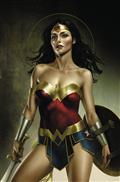 Wonder Woman #760 Card Stock J Middleton Var Ed