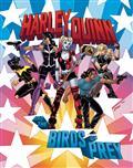 Harley Quinn & The Birds of Prey #3 (of 4) (MR)