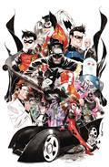 Batman The Adventures Continue #2 (of 6) Dustin Nguyen Var E