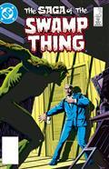 Dollar Comics Saga of The Swamp Thing #21