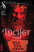 Lucifer TP Vol 01 The Infernal Comedy (MR)