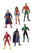 DC Essentials Justice League AF 6 Pack