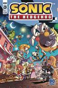 Sonic The Hedgehog #31 Cvr A Yardley (C: 1-0-0)