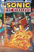 Sonic The Hedgehog #32 Cvr A Yardley (C: 1-0-0)