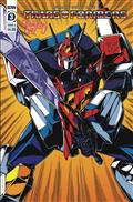 Transformers 84 Secrets & Lies #3 (of 4) Cvr A Guidi