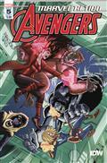 Marvel Action Avengers (2020) #5 Cvr A Mapa