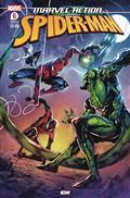 Marvel Action Spider-Man (2020) #6 Cvr A Ossio
