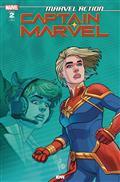 Marvel Action Captain Marvel (2020) #2 Cvr A Boo