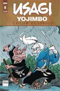 Usagi Yojimbo Color Classics #6 (of 7) Cvr A Sakai