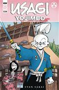 Usagi Yojimbo #11 Cvr A Sakai