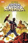 Empyre Captain America #2 (of 3)