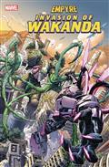Empyre Invasion of Wakanda #2 (of 3)