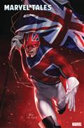 Marvel Tales Captain Britain #1