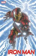 Iron Man Annual #1 Charest Var