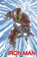Iron Man Annual #1 Charest Var