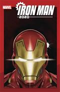 Iron Man 2020 #6 (of 6) Superlog Heads Var
