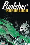Punisher vs Barracuda #3 (of 5) Shalvey Var