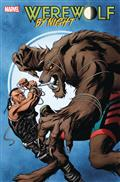 Werewolf By Night #3 (of 4)