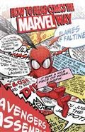 How To Read Comics The Marvel Way #3 (of 4)
