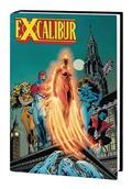 Excalibur Omnibus HC Vol 01 Davis First Issue Cvr