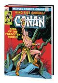 Conan Barbarian Orig Marvel Yrs Omnibus HC Vol 05 Kane Dm Va