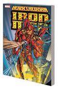 Heroes Reborn TP Iron Man New PTG