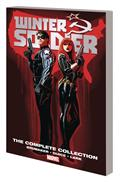 Winter Soldier By Ed Brubaker Complete Collect TP New PTG