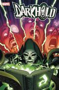 Darkhold Alpha #1 Poster