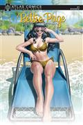 Bettie Page #1 Pacheco Sgn Atlas Ed (C: 0-1-2)