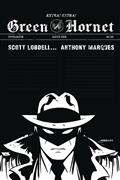Green Hornet #1 20 Copy Marques B&W Incv