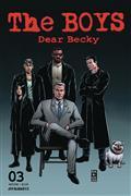 Boys Dear Becky #3 (MR)