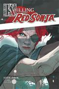 Killing Red Sonja #4 Cvr A Ward
