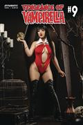 Vengeance of Vampirella #9 Cvr D Ramirez Cosplay