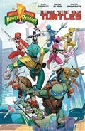 Power Rangers Teenage Mutant Ninja Turtles TP (C: 1-1-2)