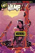Vampblade #50 (of 50) Cvr D Winston Young Risque (MR)