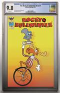 Rocky & Bullwinkle Show #1 Ltd Ed Retro Cvr CGC 9.8