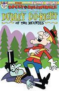 Rocky & Bullwinkle Best of Dudley Doright #1 Main Cvr