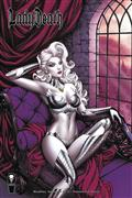 Lady Death Blasphemy Anthem #1 (of 2) Premium Foil Rich Cvr