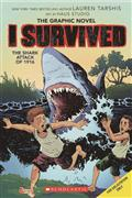I-SURVIVED-GN-VOL-02-SHARK-ATTACKS-OF-1916-(C-0-1-0)