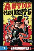 ACTION-PRESIDENTS-COLOR-HC-GN-VOL-02-ABRAHAM-LINCOLN-(C-0-1